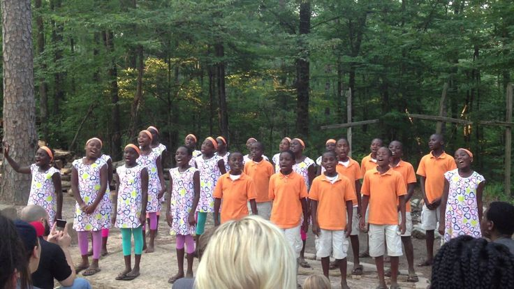 Daraja Children's Choir of Africa - 7/1/2013