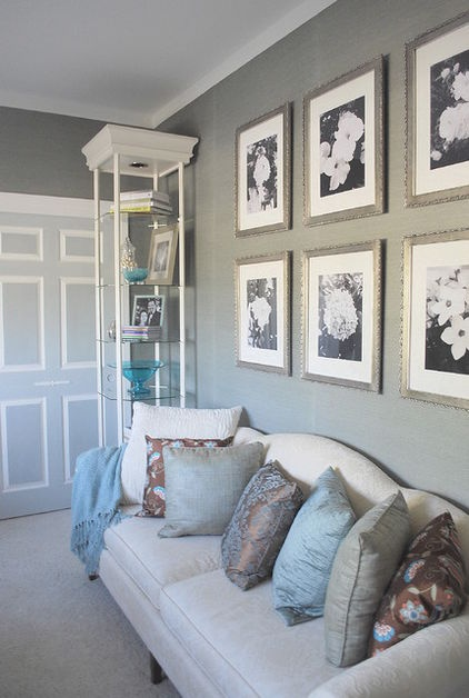 lots of ideas for painting interior doors