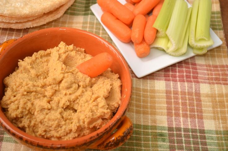 Skinny Buffalo Wing Hummus