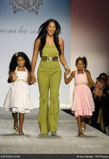 Kimora Lee Simmons: Model, Mogul & Mom - life in the fab lane