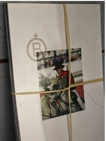 乗馬で有名な南仏カマルグ湿地帯。撮影が行われた街のホテルオーナーの私室で撮影した一枚。オーナーは町の有名人。若かりし頃、カウボーイ姿のあでやかな雄姿がホテルにたくさん飾ってありました。年に一度のカウボーイコンテストで何度も優勝。そのオーナーも昨年90年の生涯を終えたそうです。後世に語りづがれるオーナーの勇士が写る思い出の写真です、