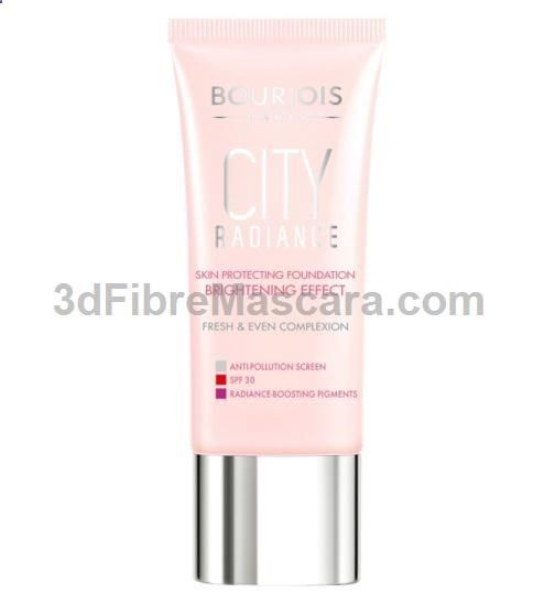 Salli recommendation: Bourjois City Radiance foundation - Boots