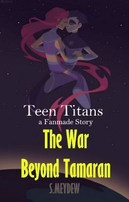 #wattpad #fanfiction Robin had fought great villains in his young age and no fear had ever torn him so viciously than the thought of Starfire leaving the Titans. After years of fighting crime together, his greatest fear had come true.  	When a group of three Tamaranian teenage boys came to take her home, she had given...