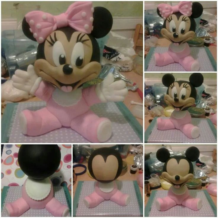 Baby Minnie mouse tutorial xxx