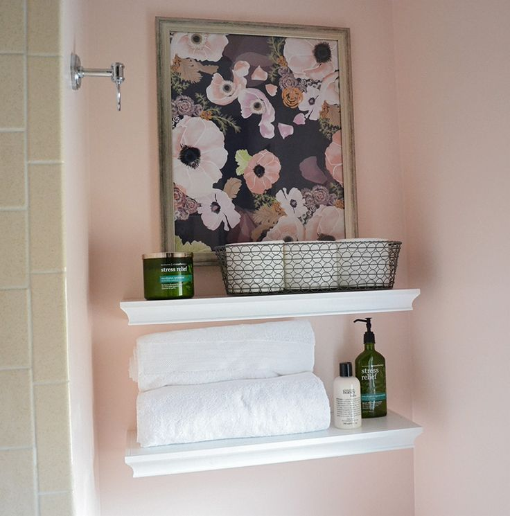Blush Pink Bathroom Decor : Best images about new home decor on small