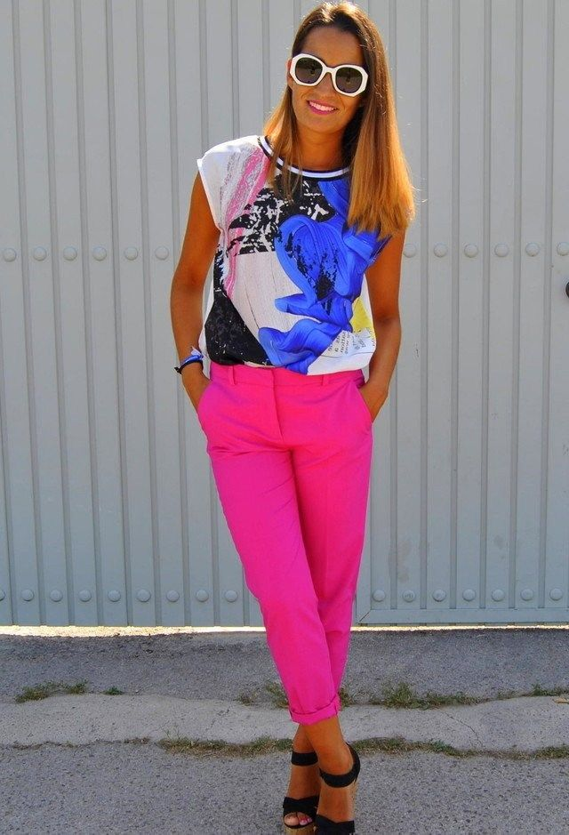 Summer Outfit Ideas in Bright Colors. Related PostsHow to Wear Women's Vests For SummerLatest Winter Clothes, Fashion TrendsPretty Summer Outfit Ideas for 2016Fashion Week Street Style from New YorkCelebrity Street style outfit TrendCasual 2016 Outfits For WomanEdit Related Posts Related