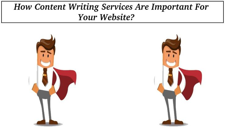 Content writing services usa