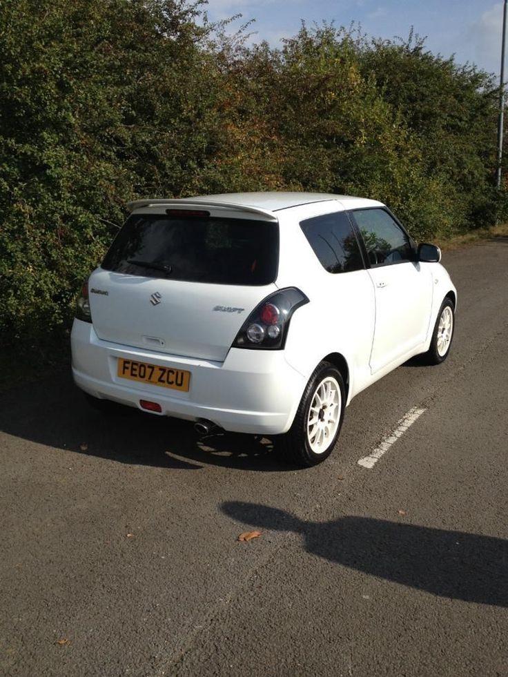 Suzuki Swift 1.5 VVTS GLX White - STUNNING CAR | United Kingdom | Gumtree