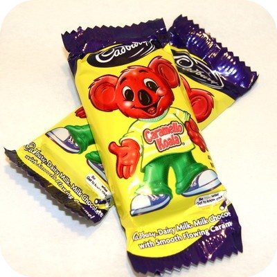 caramello koala | One of my favourite chocolates | <3