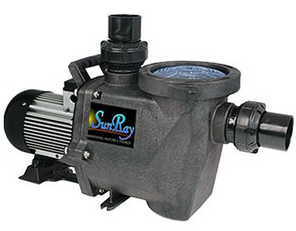 Sunray Solar Powered Pool Pumps Brushless Motor Is Ultra