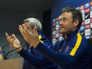Luis Enrique: No hay cosa que caliente más a un culé que ganarle al Madrid