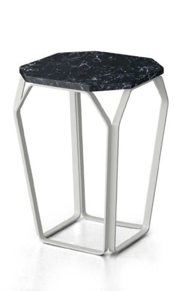 Modern black side table - 25 Best Ideas About Modern Side Table On Pinterest Mid Century Modern Side Table Nightstands And Bedside Tables And Mid Century Modern Desk