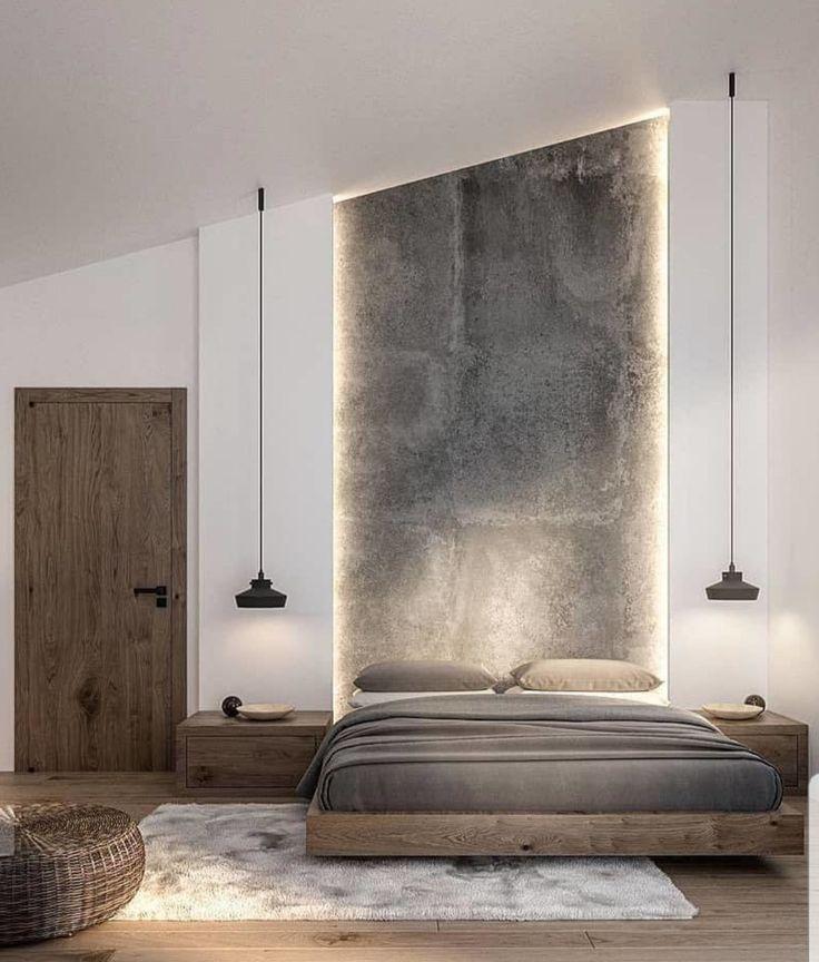 Jedes Bett für das Bett