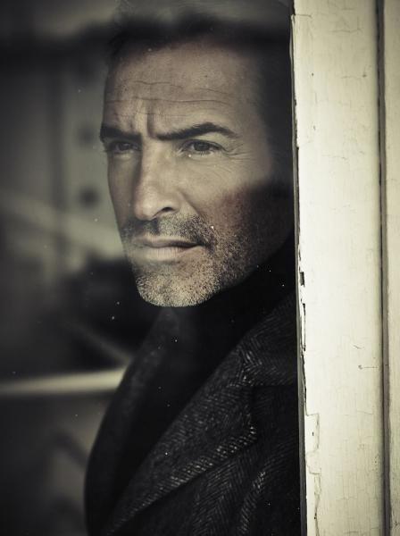 Jean Dujardin par Marcel Hartmann