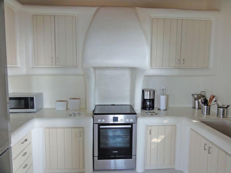 villa Irida kitchen