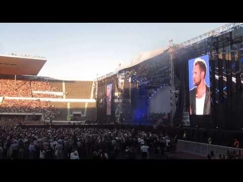 Helsinki,Olympiastadion@Siltsu feat. Waltteri- You Raise Me Up - YouTube