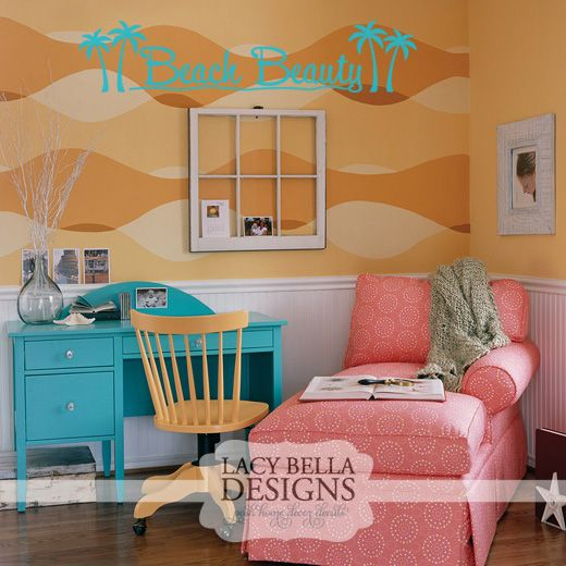 Amazing Beach Themed Girls' Bedroom 520 x 520 · 48 kB · jpeg