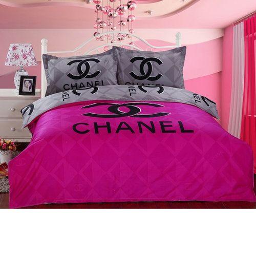 Chanel Duvet Cover Set - $225
