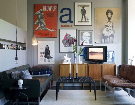 1000 idee n over klein appartement op pinterest appartement decoreren klein appartement - Credenza voor keuken ...
