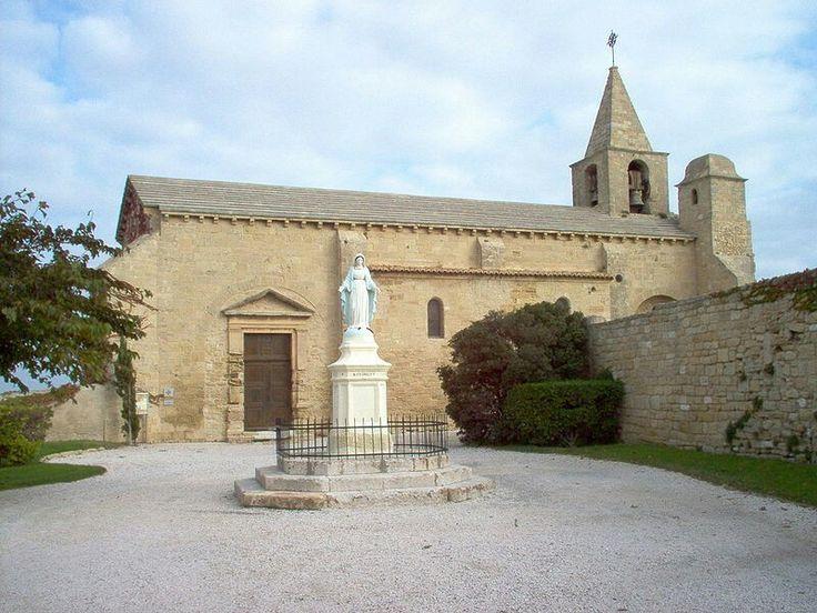 St-Sauveur, Fos-sur-Mer, Bouches-du-Rhône