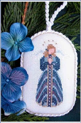 The Victoria Sampler - Grace Angel  lots of beautiful, free charts here!
