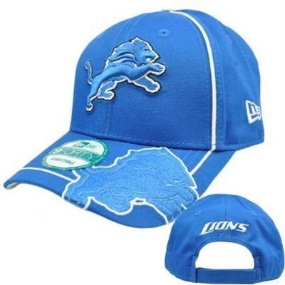 NFL Detroit Lions Hurry Up O 940 Cap, Blue, One Size Fits All by New Era. Save 62 Off!. $8.69. The NFL Hurry-Up-O Is A New Era® 9Forty™ Adjustable Cap.  This Cap Features A Solid Team Color, With Contrast Piping, A Raised Embroidery Full Color Team Logo On The Front, An Additional Team Logo Embroidered On The Visor And The Back Of The Cap, A Stitch