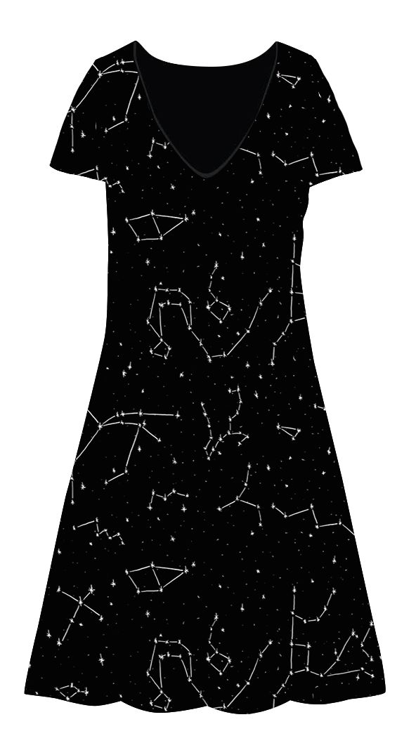 Science and engineering take center stage in new women's fashion line