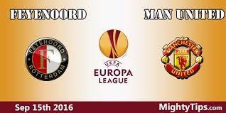 Feyenoord vs Man Utd