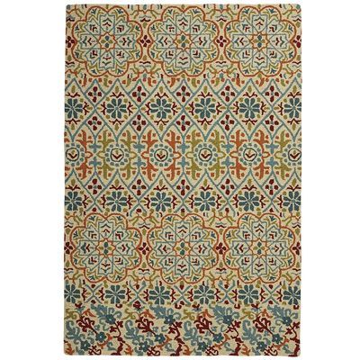 With Its Marrakesh Inspired Patterns And Colors Our Hand Tufted Calla Mosaic