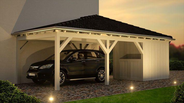 Carport Walmdach Galerie Premium Carportwerk Walmdach Carport Dach