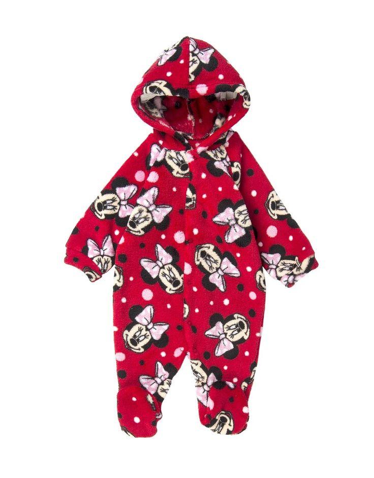 Minnie Mouse Sleepsuit