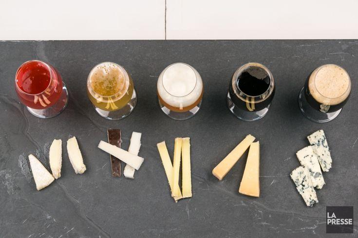 Harmoniser vins et fromages, cela va de soi. Mais trouver une complicité entre les bières et les fromages? C'est possible! Pour les Fêtes, surprenez vos proches en les...