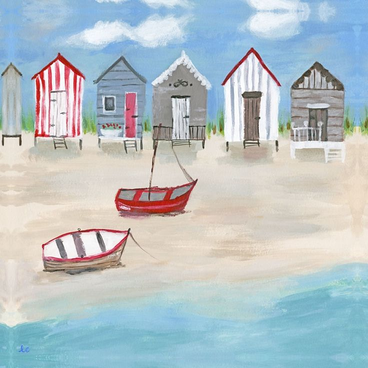 Arthouse Beach Huts Picture