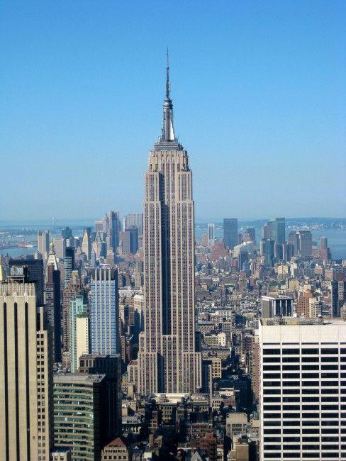 エンパイアステートビルはよく映画にも登場する。ニューヨーク 旅行・観光の見所!
