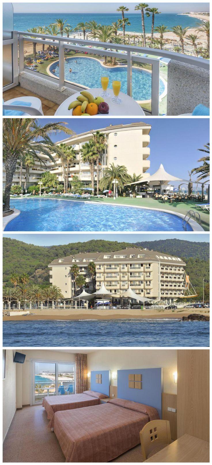 Hotel Caprici**** Spanyolország, Costa del Maresme | Bővebb információ és vélemények a szállodáról. Válaszd ki a legmegfelelőbb időpontot, és foglald le spanyolországi üdülésed! | https://hotel.invia.hu/spanyolorszag/costa-del-maresme/caprici/