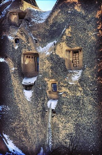 Tower by vezirmaster on Flickr... Peri Bacası - Cappadocia Turkey..