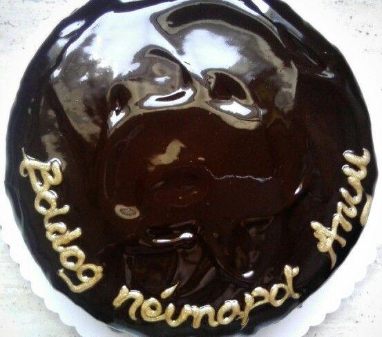 Folyik a csoki :-)