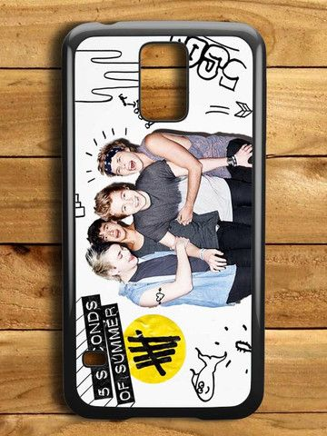 5seconds Of Summer Stereo Samsung Galaxy S5 Case