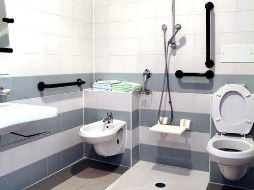 Best 10 Handicap Bathroom Ideas On Pinterest Ada Bathroom Wheelchair Accessible Shower And