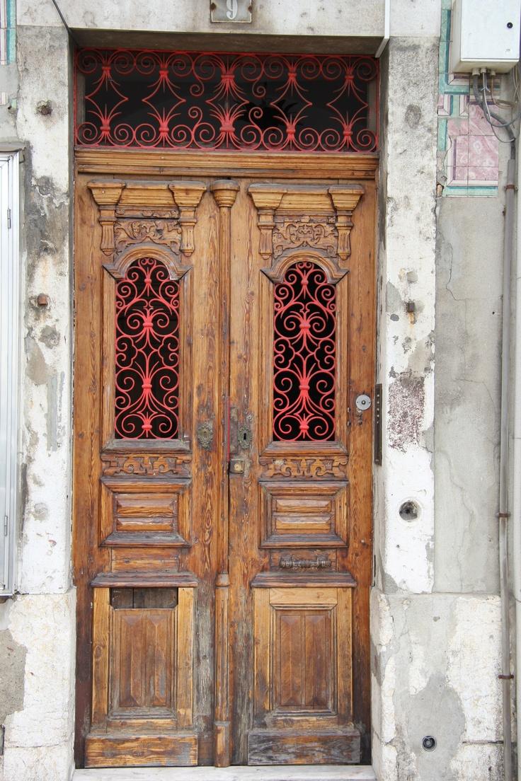 Doors of Lisbon - Portugal