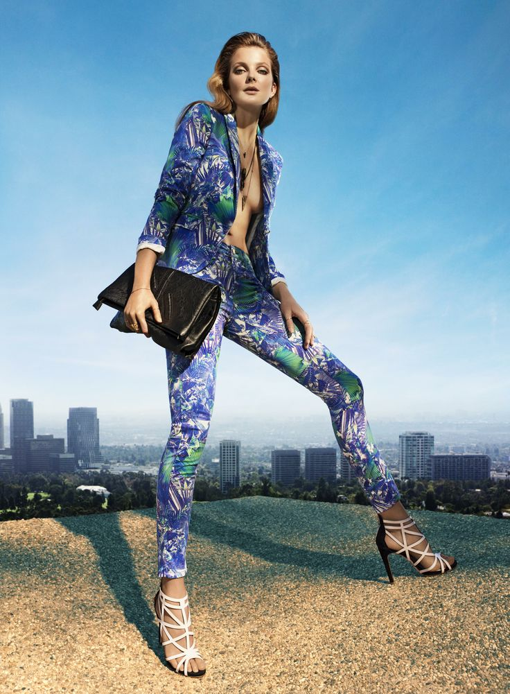 2014 Spring/Summer Preview Campaign #Kocca #fashion #moda #look #style