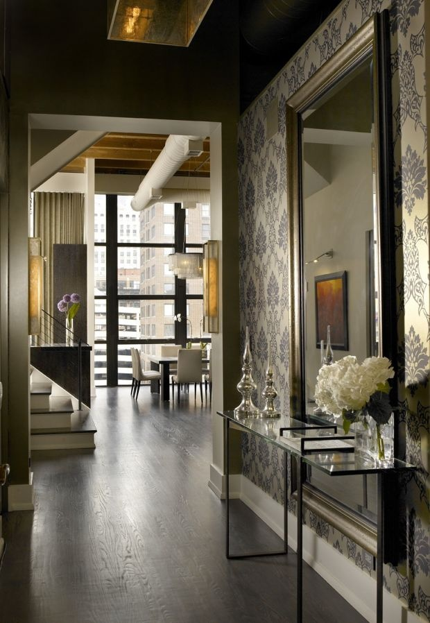 modern elegance showcases this entry