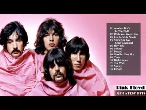 Best Songs Of Pink Floyd || Pink Floyd's Greatest Hits (Full Album 2015) - YouTube
