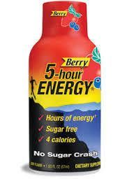 5 Hour Energy - Berry 1.93 oz
