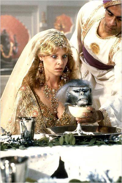 Indiana Jones et le Temple maudit : Harrison Ford, Kate Capshaw, Steven Spielberg