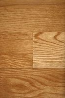 Refinishing Bruce hardwood floors will revitalize the look of your home.
