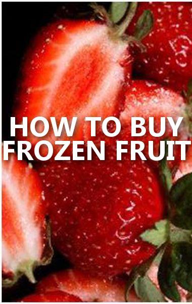 frozen fruit healthy or not fruit sugar healthy