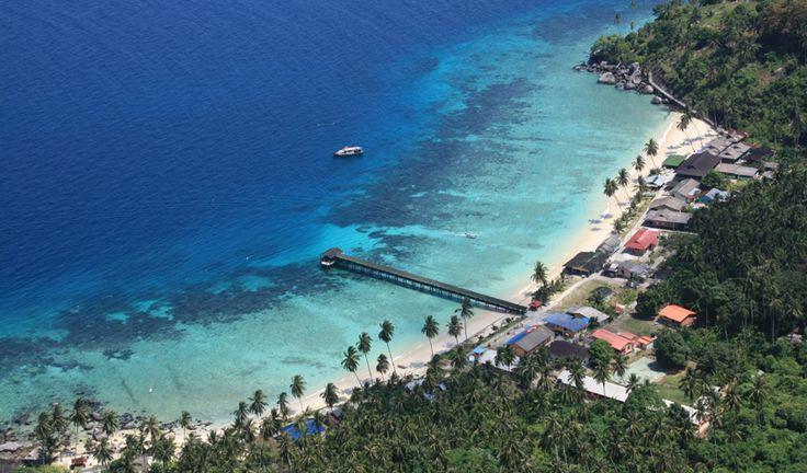 Tioman Island (Peninsular Malaysia)