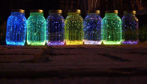 Fireflies In A Jar Diy Pinterest Crafts Jars And Masons