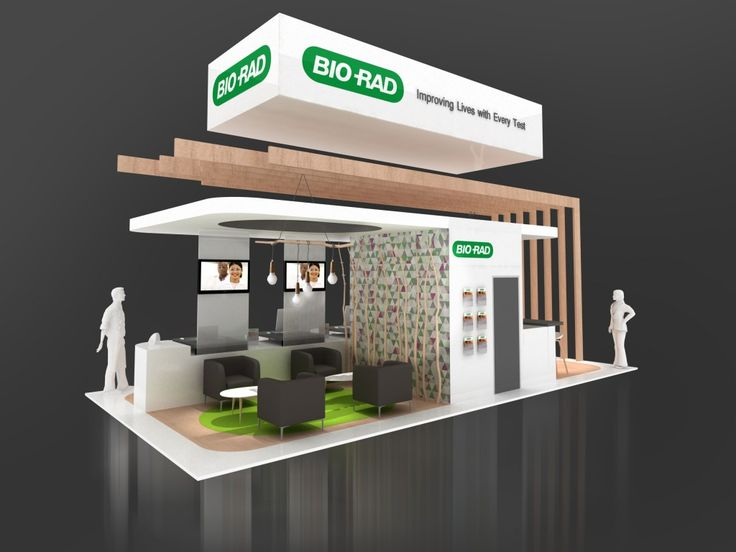 Conception stand d 39 exposition salon eccmid vika yaka pinterest exhibition stall stand for Conception salon 3d